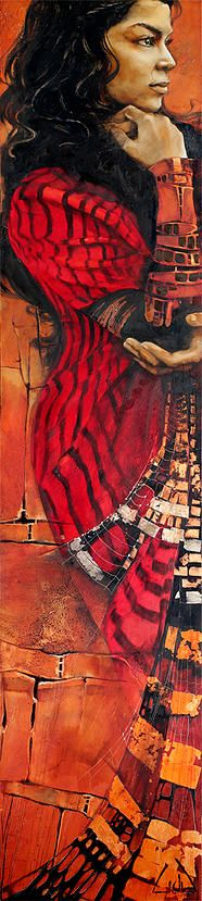 'Karma' | Art of Lidia Wylangowska | http://www.lidiawylangowska.com
