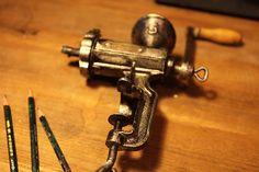 steampunk Pencil sharpener
