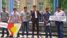 Partido de Armenia pide acoger a los Yezidis de Irak