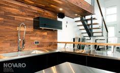 Armoires de cuisine Manhattan - Armoires de cuisines Québec | Clé en main…