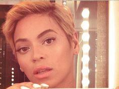Beyoncé poste sur son compte Instagram des photos de sa nouvelle coupe de cheveux