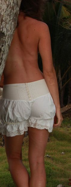 victorian edwardian women's cotton bloomers by earlybloomers
