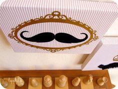 Bartbild moustache