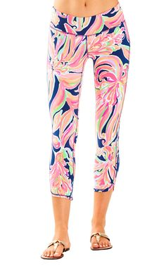 Check out this product from Lilly - UPF 50+ Luxletic Weekender Cropped Pant  https://www.lillypulitzer.com/product/new-arrivals/upf-50-luxletic-weekender-cropped-pant/c/1/10037.uts