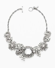 adbf20589889 Paisley Chunky Statement Necklace Statement Necklaces