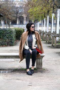 Sitting Pretty in Paris