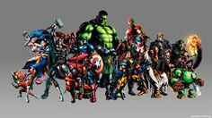 Resultado de imagen para superheroes wallpaper