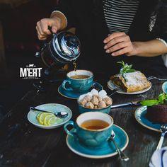 Sweet mood in M'EAT #meat #meatbybeat #meatrestaurant #steakhouse #steaks #azerbaijan #baku #restaurants #food #cuisine #beef #veal #sweets #desserts #teas #teadrinking