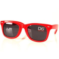 25db7e009f8 1908s Wayfarer Blues Brothers Style Sunglasses Red SK Hat shop.  4.95.  Size  Frame