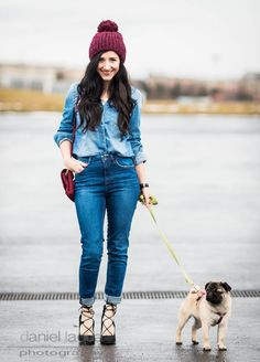 Dresscode of the day : Double Denim