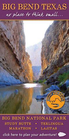 Big Bend National Park - Big Bend Texas