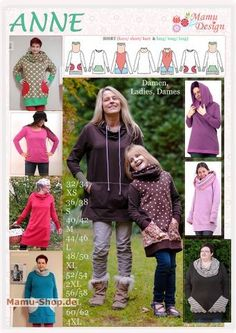 MaMu Design Anne sweatshirt