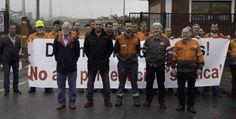 Planteamos al Tribunal Europeo de Derechos Humanos el caso de los cinco sindicalistas de ArcelorMittal condenados por participar en un piquete informativo.  Ver más: http://www.ugt-fica.org/41-ultimas-noticias/579-ugt-plantea-al-tribunal-europeo-de-derechos-humanos-el-caso-de-los-cinco-sindicalistas-de-arcelormittal