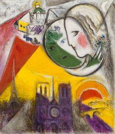 Chagall, Bacon, Frida Kahlo, Giacometti,.....Centro Pompidou Málaga.