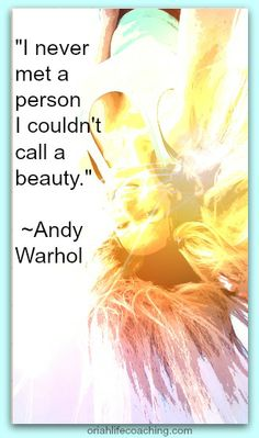 Andy Warhol quote