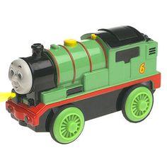 Brand New Battery Powered Percy Thomas The Tank Engine Friends | eBay