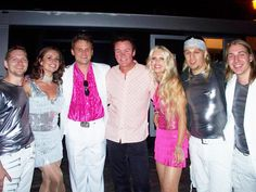 Two4FuN Partyshowband,  with Paul Young - Aftershow Party