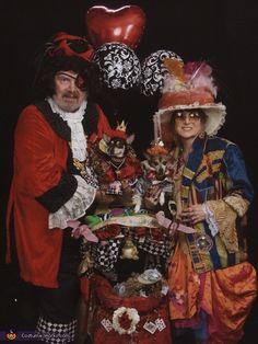 Adventures of Alice in Wonderland - 2012 Halloween Costume Contest