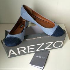 Dressbe   #Sapatilha #Arezzo