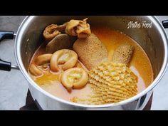 (519) Phá lấu bò, cách làm lòng bò thơm ngon được ưa thích || Natha Food - YouTube