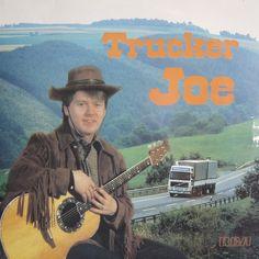 Trucker Joe should get a hat that fits...