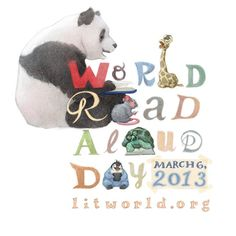 A list of great kids' books to read aloud for World Read Aloud Day