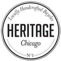 Heritage General Store - Lincoln & Wellington, Chicago. Food from Southport grocer, Tea Gshwender, Stumptown coffee, and bike shop!