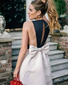 Gal Meets Glam Double Bows - Kate Spade New York dress & c/o Zappos Luxury Cute Dresses, Beautiful Dresses, Casual Dresses, Summer Dresses, Elegant Dresses, Sexy Dresses, Holiday Dresses, Formal Dresses, Wedding Dresses