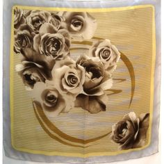 Wearing Scarves, How To Wear Scarves, Missoni, Leonard Paris, Burberry, Valentino, Hemline, Headscarves