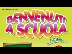 Dolores Olioso - Benvenuti a scuola - La TV dei Bambini, Canzoncine per Bambini - YouTube Canti, Neon Signs, Tv, Youtube, Cellulite, Video, School, Alphabet, Smile