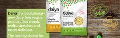 "Daiya ""cheese"""