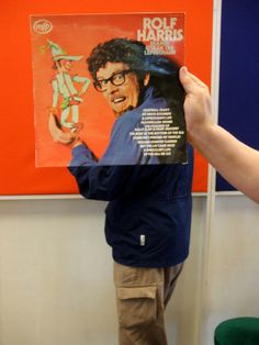 (Photo by Hide and Seek Sleeveface)… Rolf Harris, Keto Pills, Human Art, Photoshoot Inspiration, Vinyl Art, Lps, Vinyl Records, Album Covers, Health And Wellness