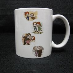 carl and ellie up movie for mug two side by Cuustomug on Etsy