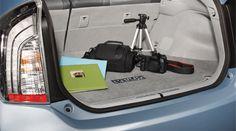2013 #Toyota #Prius Plug-In Carpet Cargo Mat