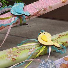 Λαμπάδες με Decoupage και πασχαλινά διακοσμητικά στοιχεία Decoupage, Princess Peach, Create, Character, Home Decor, Art, Light Bulb Vase, Art Background, Decoration Home