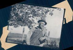 1936 Photo William Smith Waynesfield OH Farmer Black Legion Crime Imprisoned