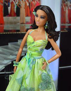 Miss Hawaii Barbie Doll 2012