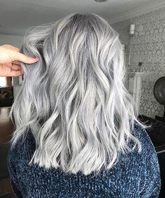 Love  #grey #silverhair