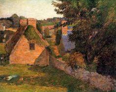 Lollichon Field - Paul Gauguin - The Athenaeum