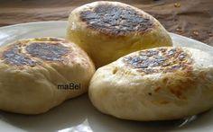 Pan sin levadura en 10 minutos