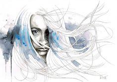 Blues by LinnFeyling