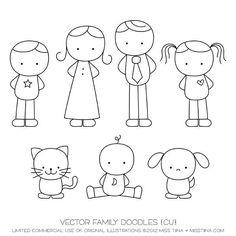 Dibujos Dia De La Familia Para Pintar 4 Coloring Pinterest