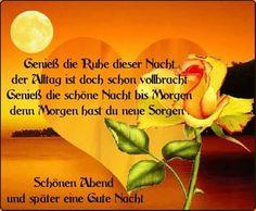 einen schönen Abend und eine gute Nacht und schöne Träume - http://guten-abend-bilder.de/einen-schoenen-abend-und-eine-gute-nacht-und-schoene-traeume-72/
