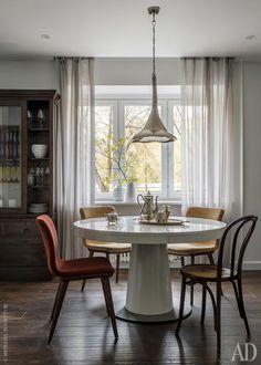 Интерьер от Александры Морозовой: оформление квартиры для бывшего коллеги |  AD Magazine