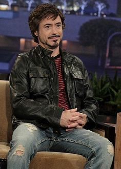 Robert Downey Jr - doesnt get any better then this