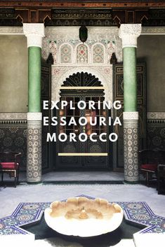 The best restaurants and shops in Essaouria, Morocco.