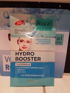 Mihaela Testfamily: Hydro Booster-Serie von Rival de Loop - ganz klar ein Booster für trockene Haut!  #AntiAging #Beauty #BeautyBlog #RdeL #Hyaluron #HydroBooster #Rossmann #Beautyblog