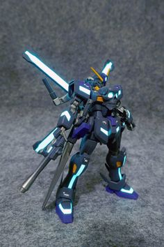 HG 1/144 Gundam X Maoh - Customized Build     Modeled by  Kkkgi
