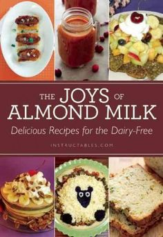Unsweetened almond milk has less than half the calories of skim dairy milk. It has the same consistency of whole milk, and it has more vitamins and minerals than soy milk. If you can handle tree-nuts,