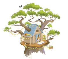 Treehouse by Laura Trinder
